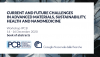CURRENT AND FUTURE CHALLENGES IN ADVANCED MATERIALS, SUSTAINABILITY, HEALTH AND NANOMEDICINE
